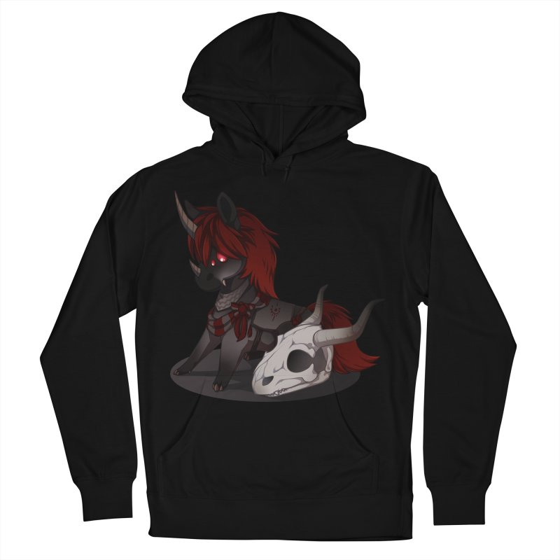 Frightmare Women's French Terry Pullover Hoody by AdeptGamer's Merchandise