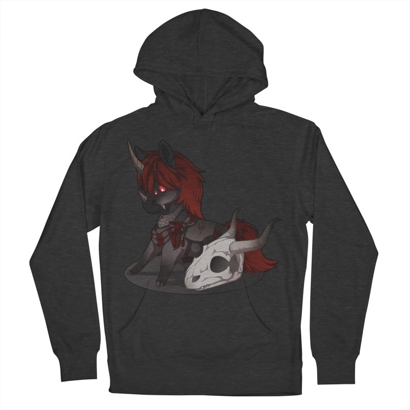 Frightmare Men's French Terry Pullover Hoody by AdeptGamer's Merchandise