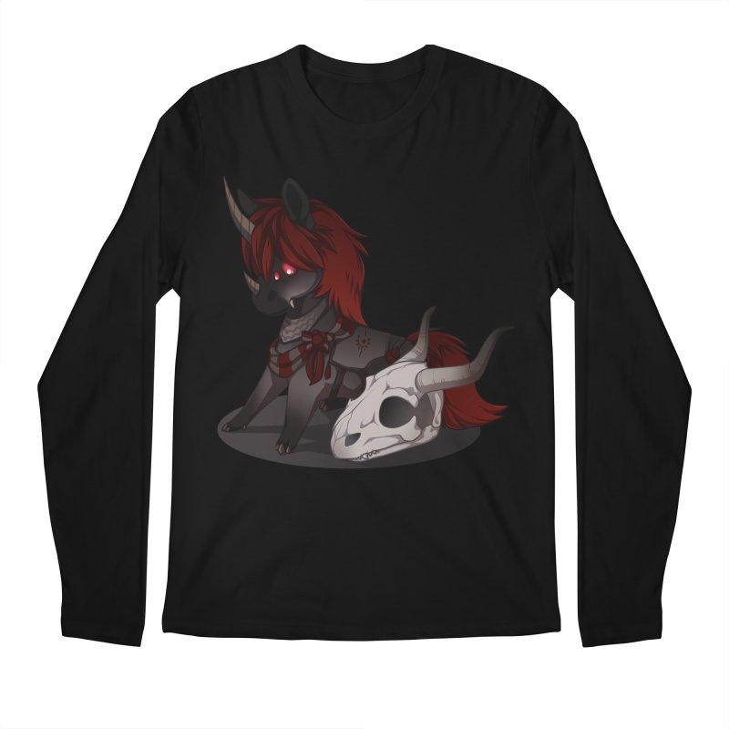 Frightmare Men's Regular Longsleeve T-Shirt by AdeptGamer's Merchandise