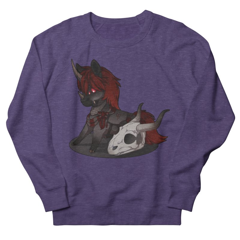 Frightmare Men's French Terry Sweatshirt by AdeptGamer's Merchandise