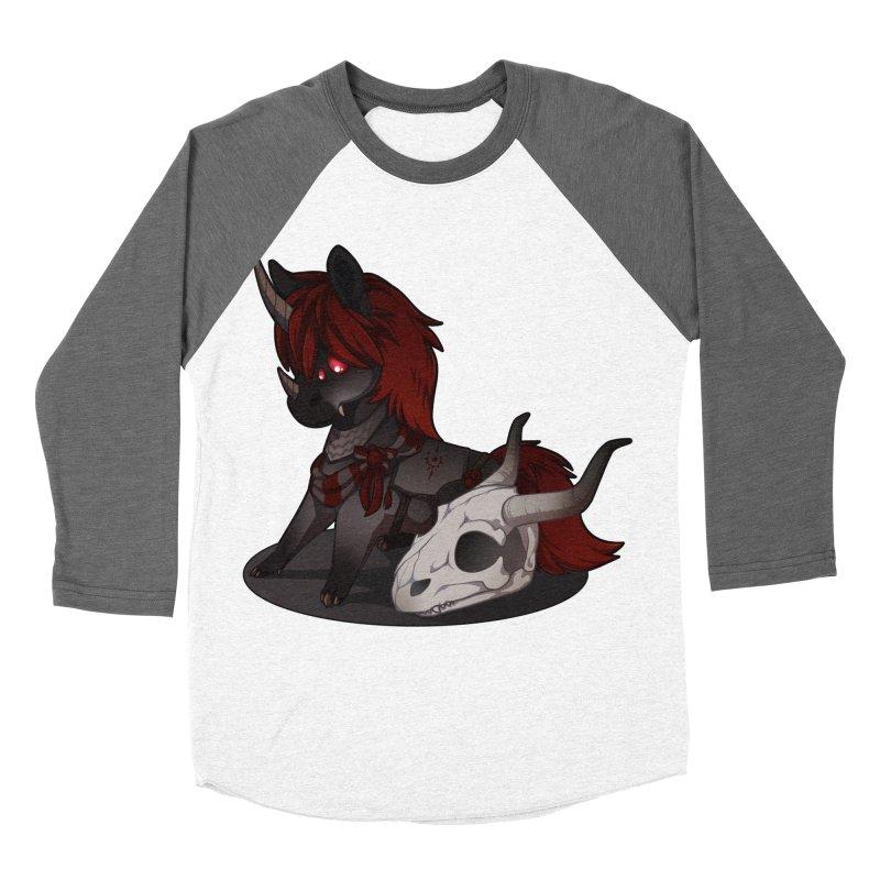 Frightmare Women's Baseball Triblend T-Shirt by AdeptGamer's Merchandise