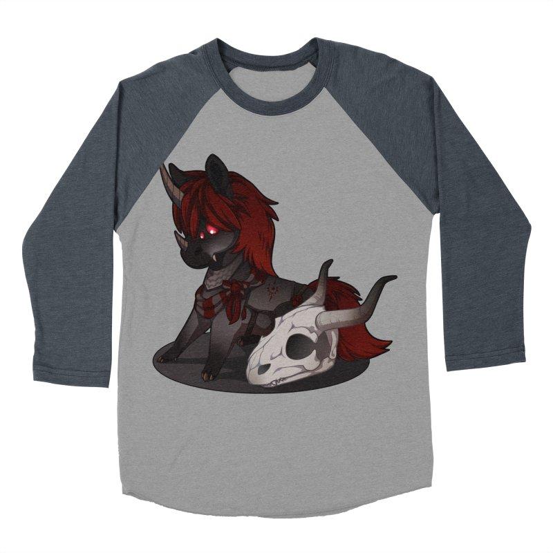 Frightmare Women's Baseball Triblend Longsleeve T-Shirt by AdeptGamer's Merchandise