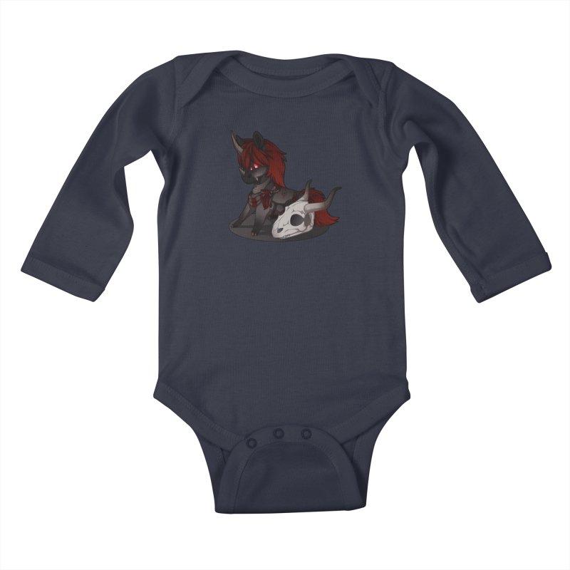 Frightmare Kids Baby Longsleeve Bodysuit by AdeptGamer's Merchandise