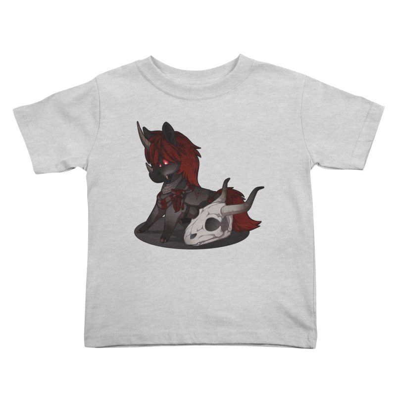 Frightmare Kids Toddler T-Shirt by AdeptGamer's Merchandise