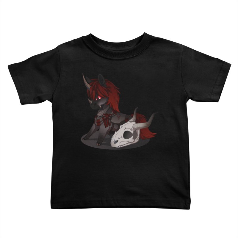 Frightmare Kids Toddler T-Shirt by AdeptGamer's Merchandise