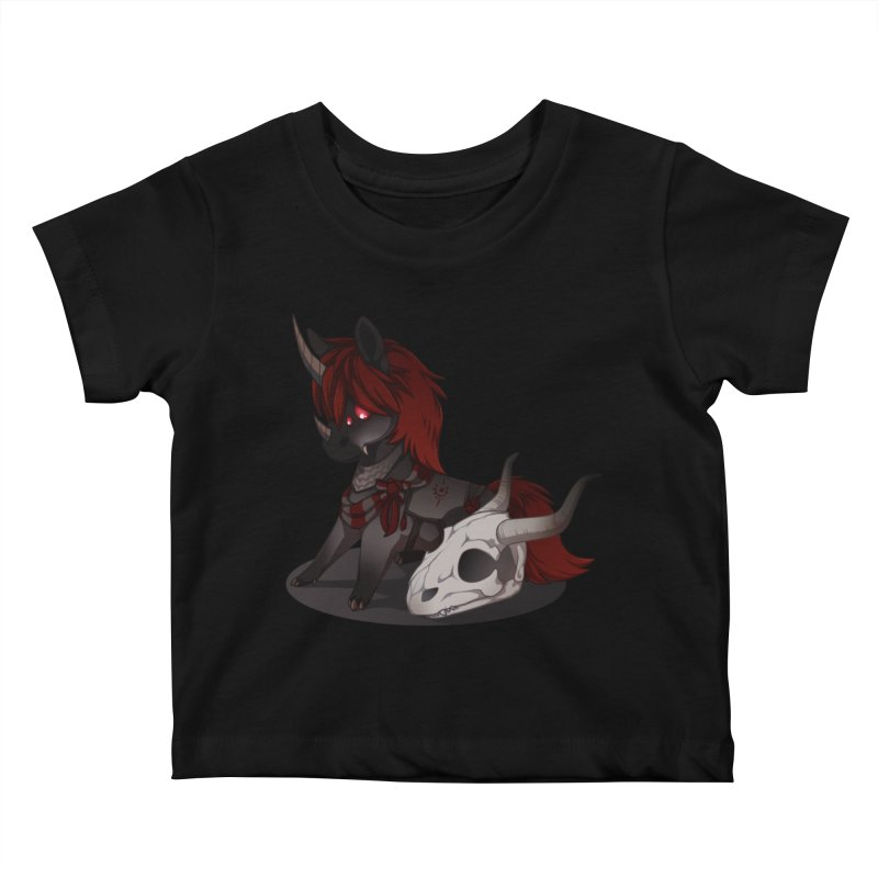 Frightmare Kids Baby T-Shirt by AdeptGamer's Merchandise