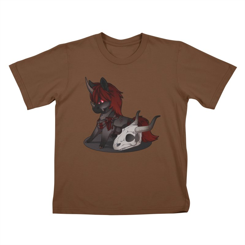 Frightmare Kids T-shirt by AdeptGamer's Merchandise