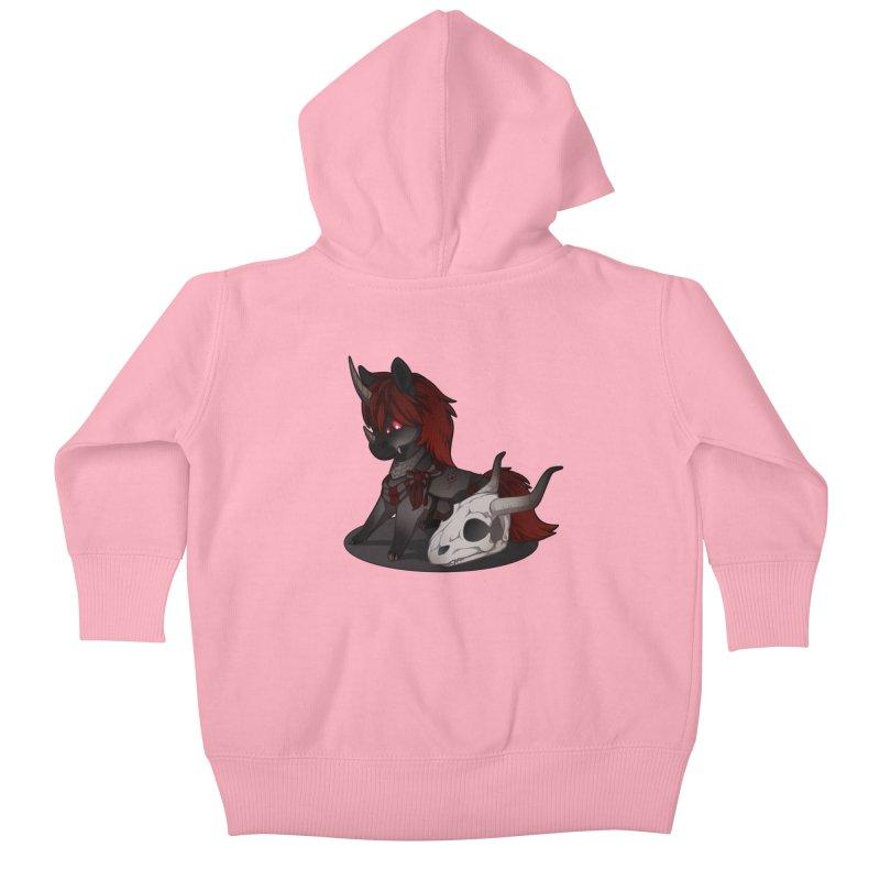 Frightmare Kids Baby Zip-Up Hoody by AdeptGamer's Merchandise