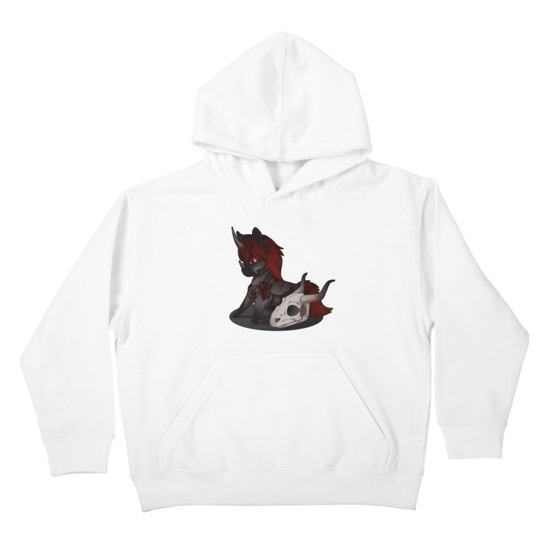 Frightmare Kids Pullover Hoody by AdeptGamer's Merchandise