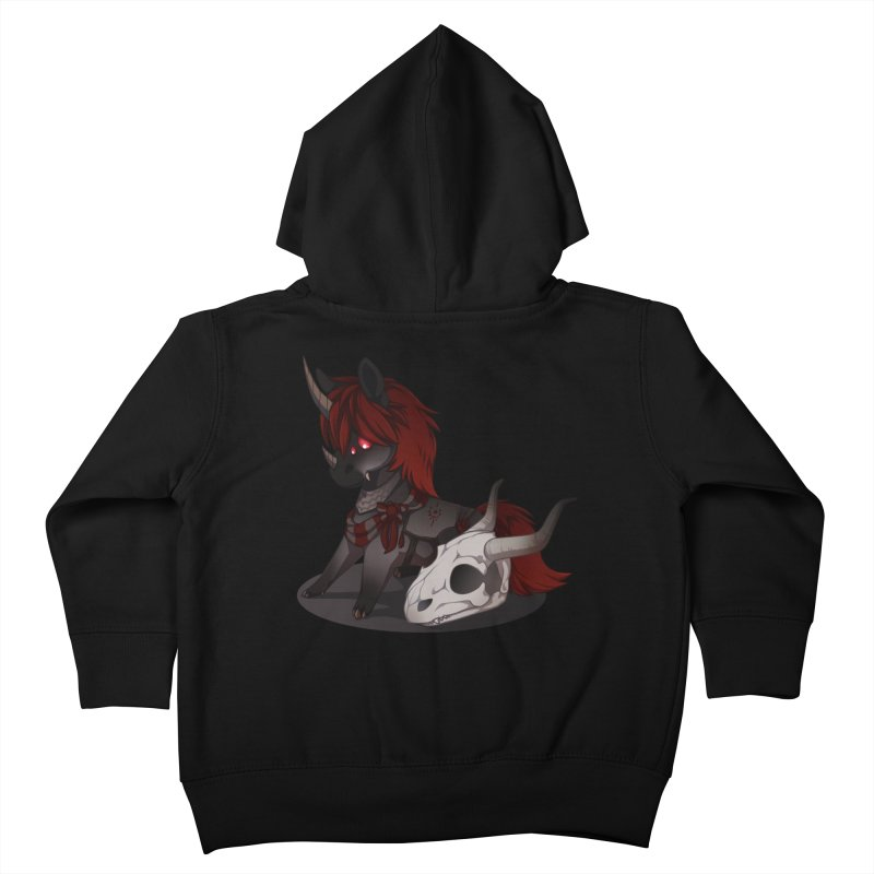 Frightmare Kids Toddler Zip-Up Hoody by AdeptGamer's Merchandise