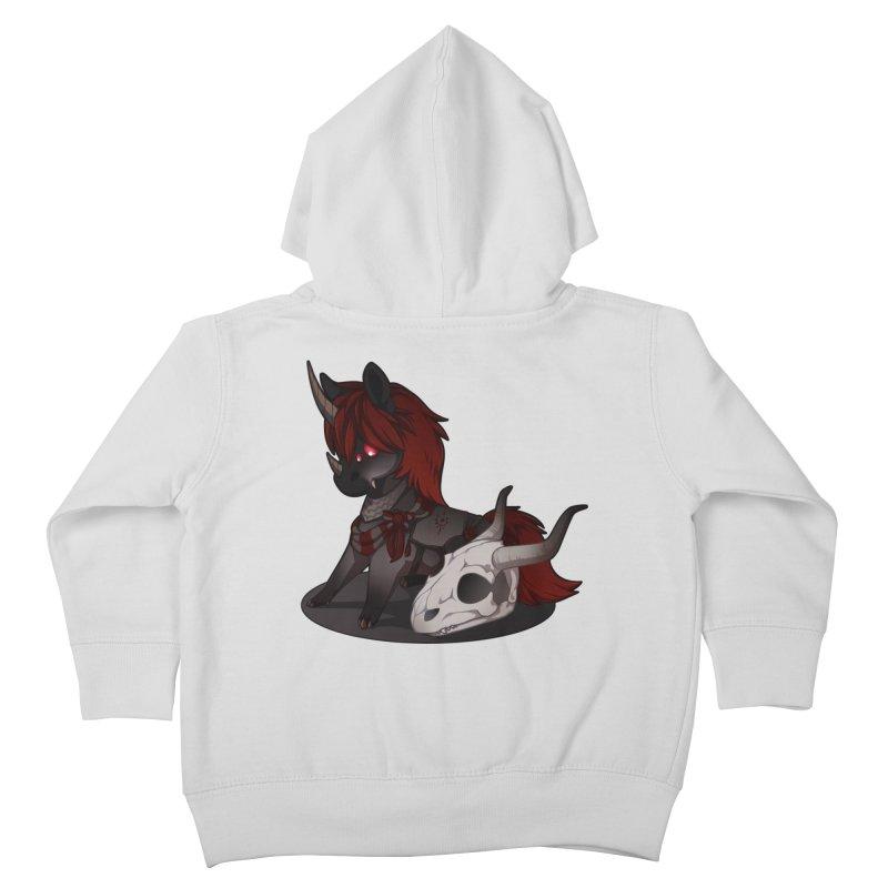 Frightmare Kids Toddler Zip-Up Hoody by AdeptGamer's Merchandise