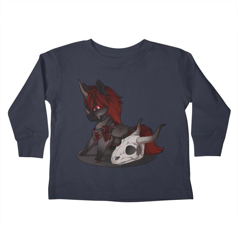 Frightmare Kids Toddler Longsleeve T-Shirt by AdeptGamer's Merchandise