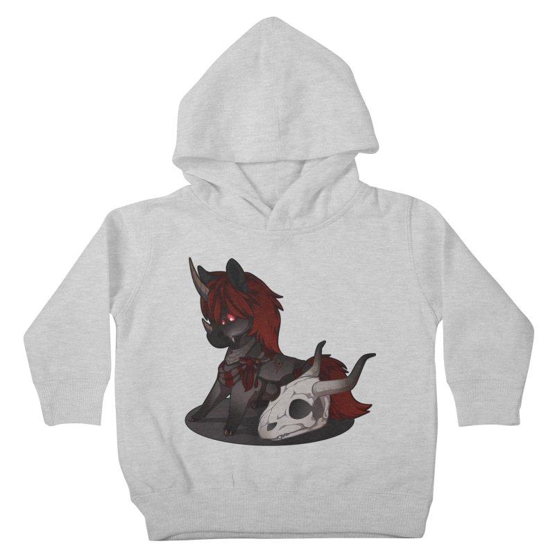Frightmare Kids Toddler Pullover Hoody by AdeptGamer's Merchandise