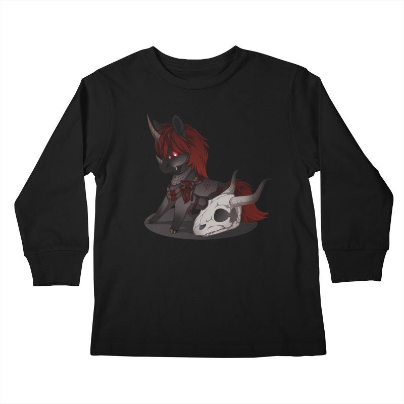 Frightmare Kids Longsleeve T-Shirt by AdeptGamer's Merchandise