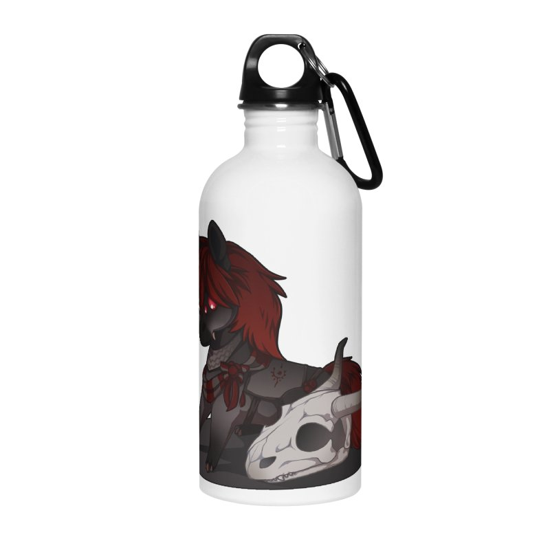 Frightmare Accessories Water Bottle by AdeptGamer's Merchandise