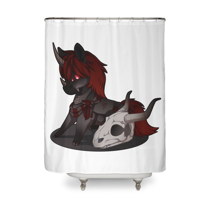 Frightmare Home Shower Curtain by AdeptGamer's Merchandise