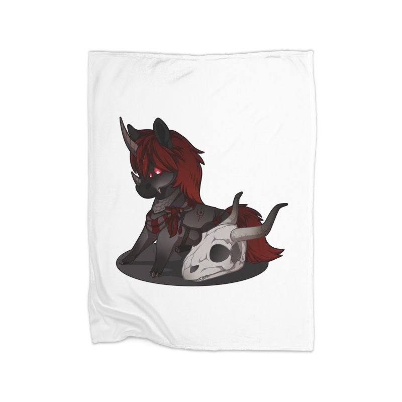 Frightmare Home Blanket by AdeptGamer's Merchandise
