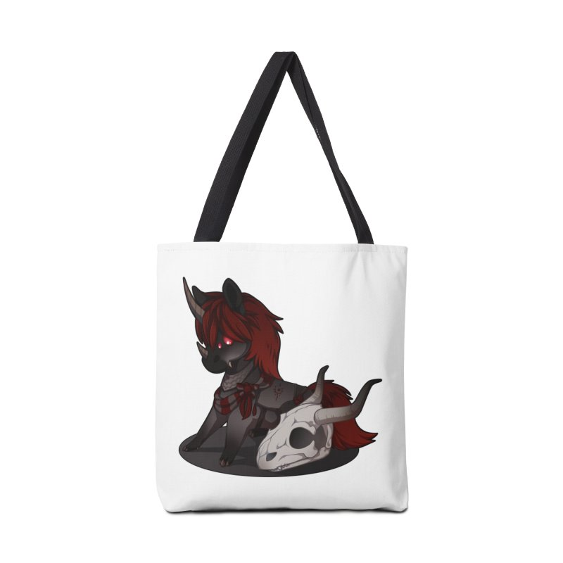 Frightmare Accessories Tote Bag Bag by AdeptGamer's Merchandise