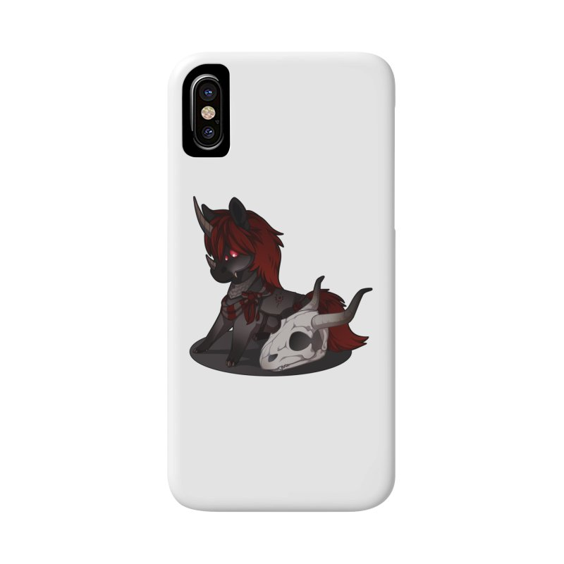 Frightmare Accessories Phone Case by AdeptGamer's Merchandise