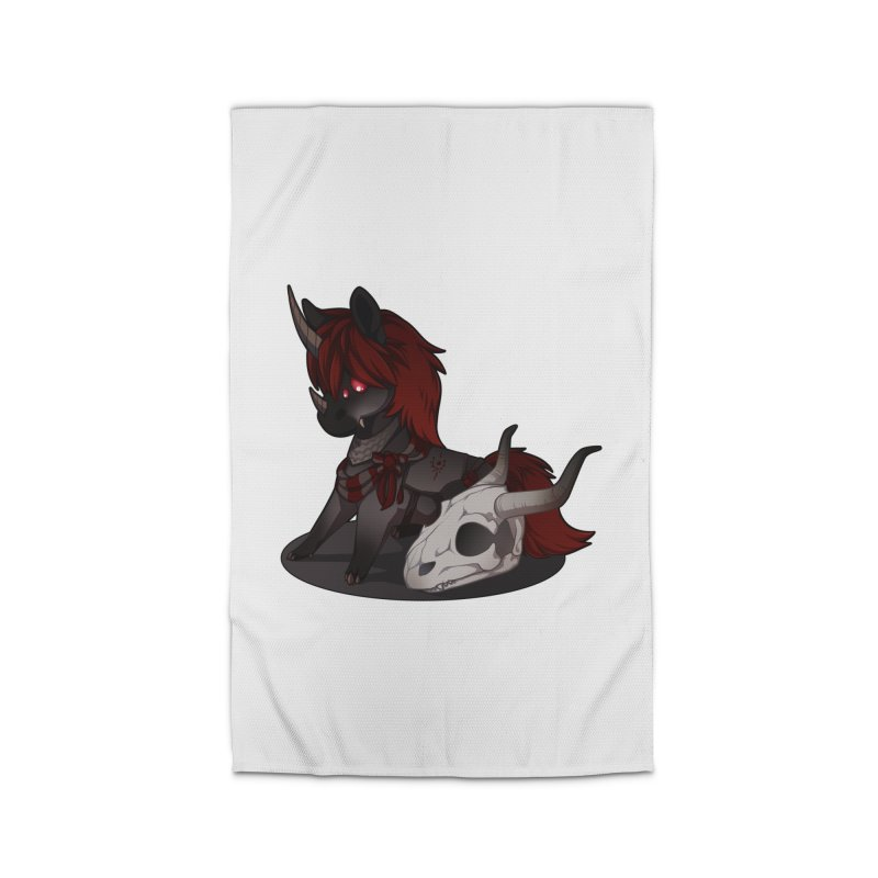 Frightmare Home Rug by AdeptGamer's Merchandise