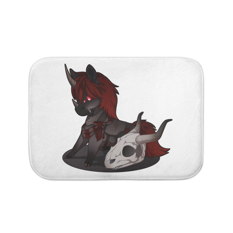 Frightmare Home Bath Mat by AdeptGamer's Merchandise