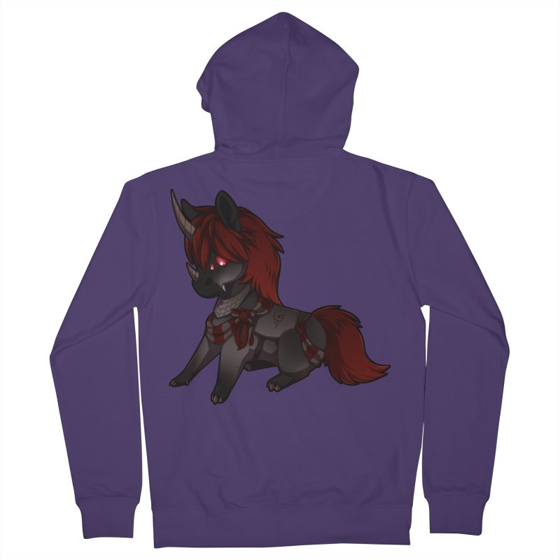 Frightmare (without skull) Women's Zip-Up Hoody by AdeptGamer's Merchandise