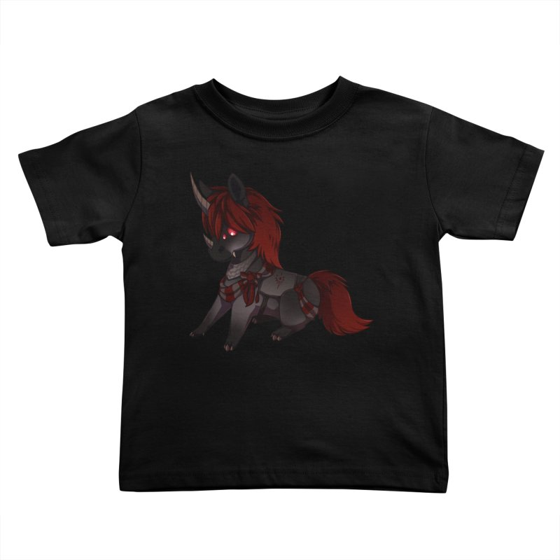 Frightmare (without skull) Kids Toddler T-Shirt by AdeptGamer's Merchandise