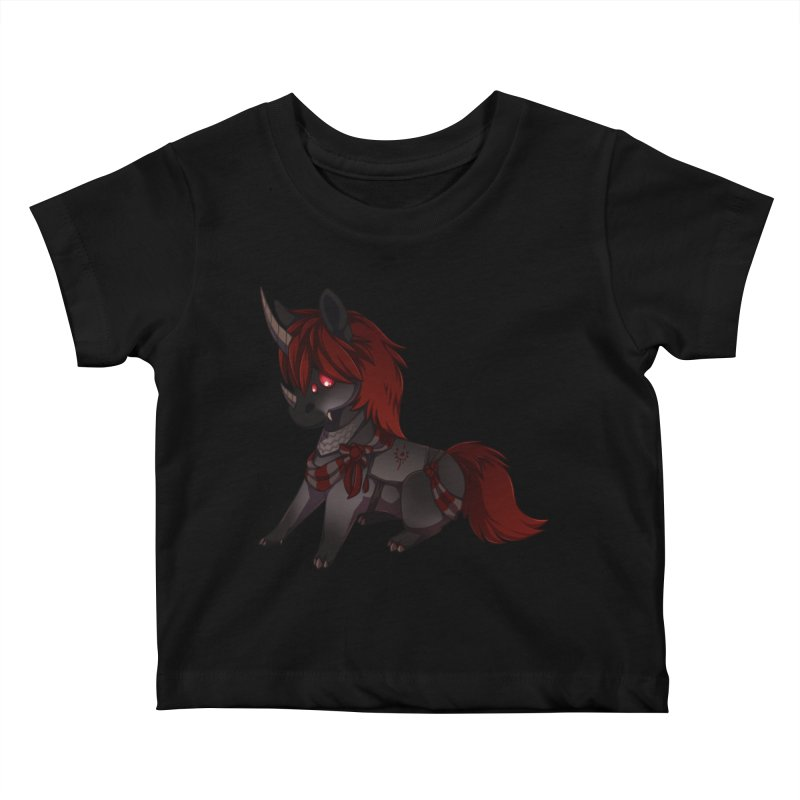 Frightmare (without skull) Kids Baby T-Shirt by AdeptGamer's Merchandise