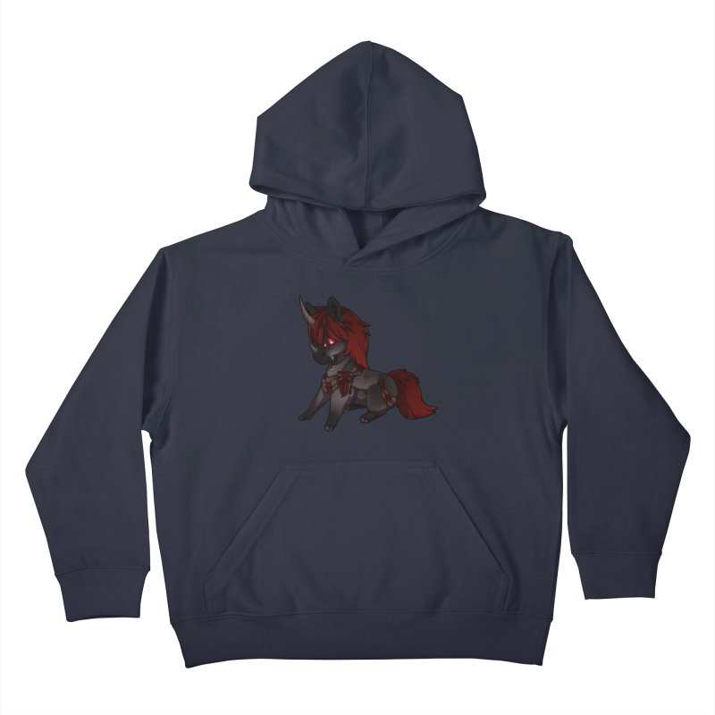 Frightmare (without skull) Kids Pullover Hoody by AdeptGamer's Merchandise