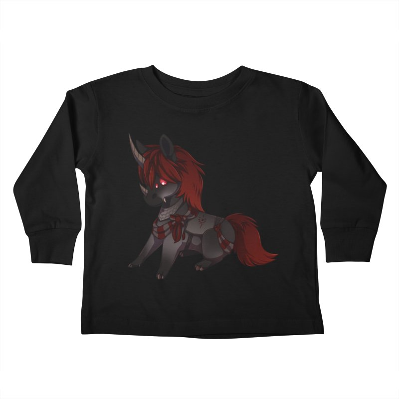 Frightmare (without skull) Kids Toddler Longsleeve T-Shirt by AdeptGamer's Merchandise