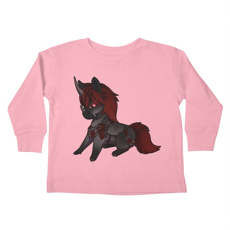 Frightmare (without skull) Kids Toddler Longsleeve T-Shirt by AdeptGamer's Merchandise