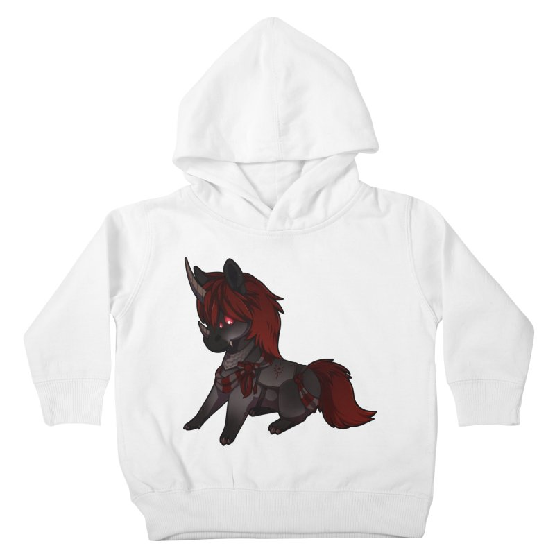 Frightmare (without skull) Kids Toddler Pullover Hoody by AdeptGamer's Merchandise