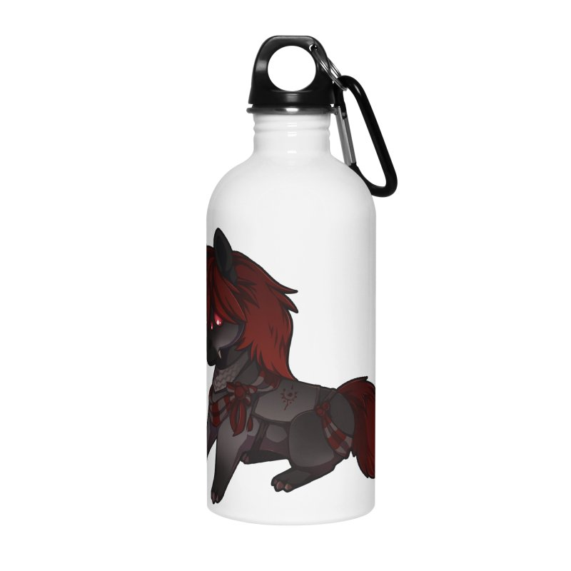 Frightmare (without skull) Accessories Water Bottle by AdeptGamer's Merchandise