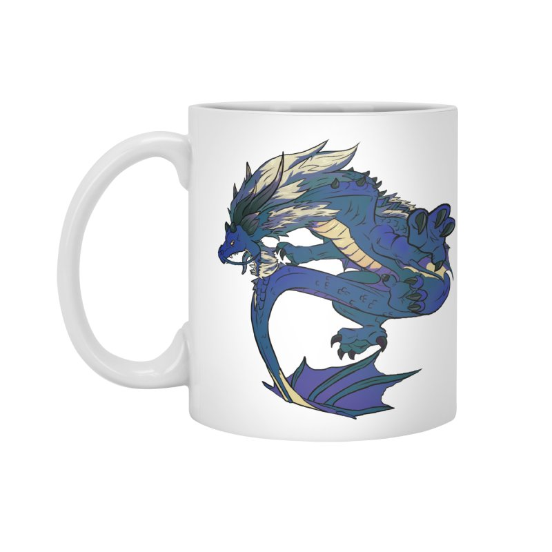 Sapphire Fortune Accessories Mug by AdeptGamer's Merchandise
