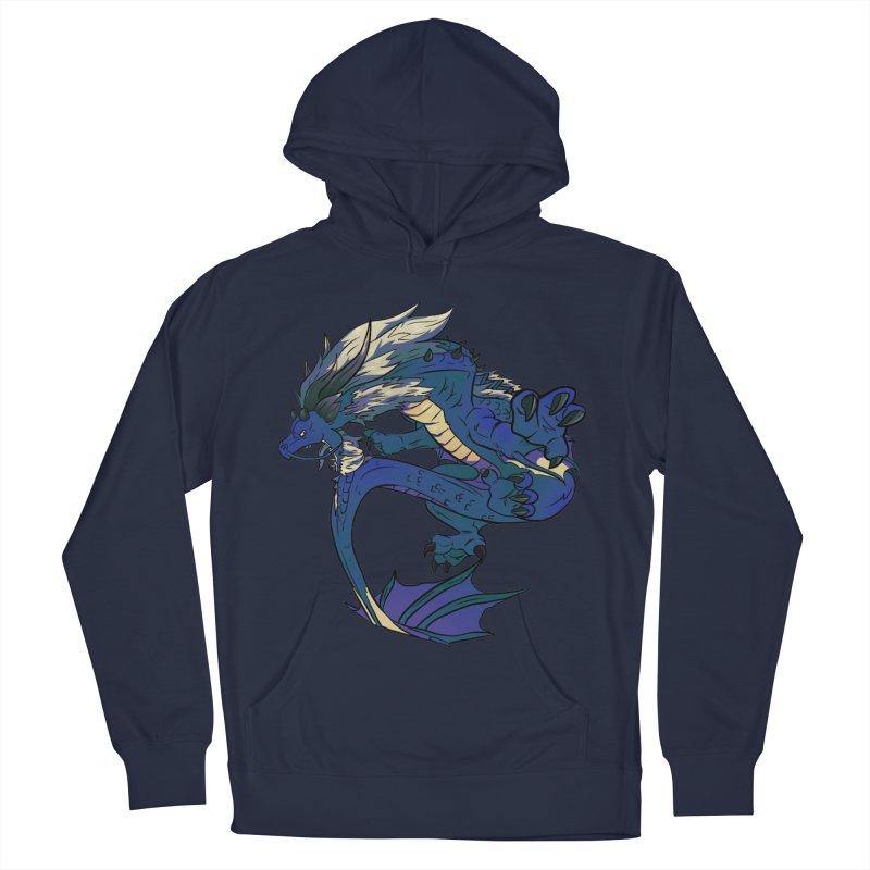 Sapphire Fortune Men's Pullover Hoody by AdeptGamer's Merchandise