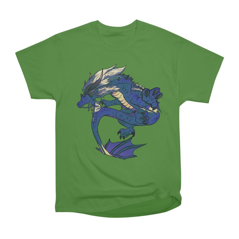 Sapphire Fortune Men's Classic T-Shirt by AdeptGamer's Merchandise