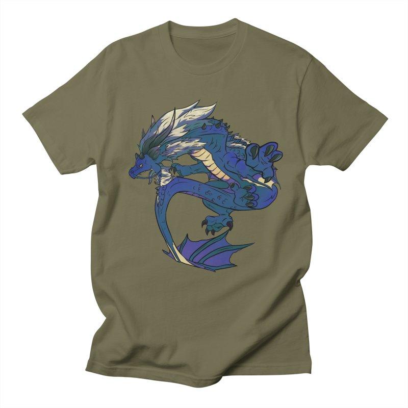 Sapphire Fortune Men's T-shirt by AdeptGamer's Merchandise