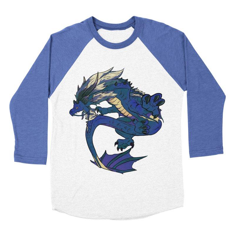 Sapphire Fortune Women's Baseball Triblend T-Shirt by AdeptGamer's Merchandise
