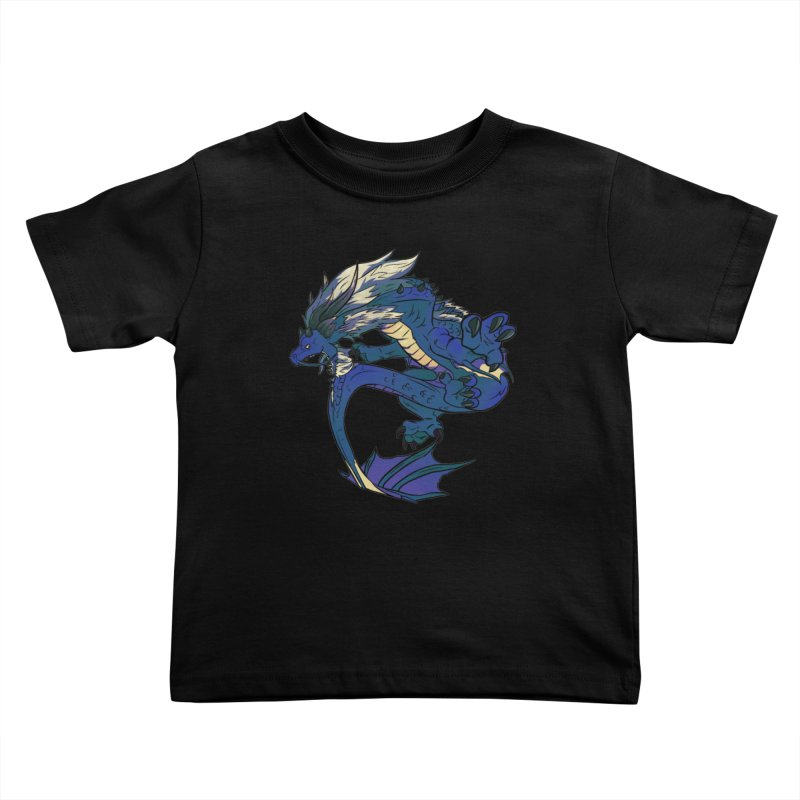 Sapphire Fortune Kids Toddler T-Shirt by AdeptGamer's Merchandise
