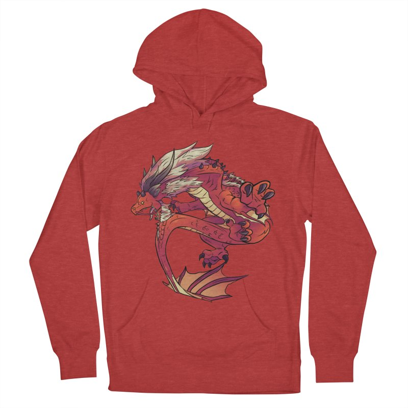 Ruby Fortune Women's Pullover Hoody by AdeptGamer's Merchandise