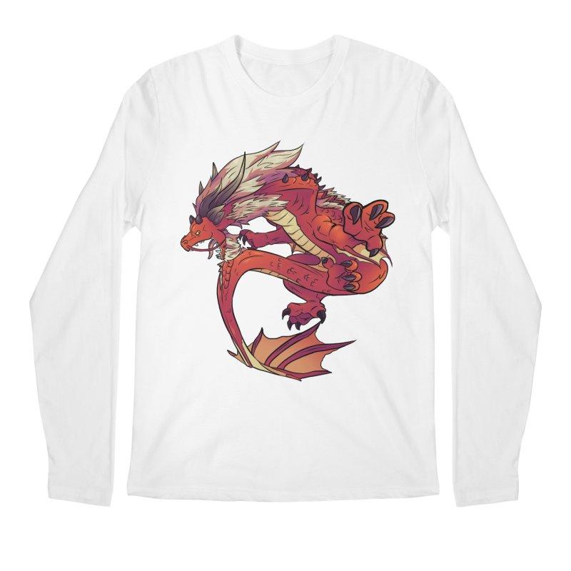 Ruby Fortune Men's Longsleeve T-Shirt by AdeptGamer's Merchandise