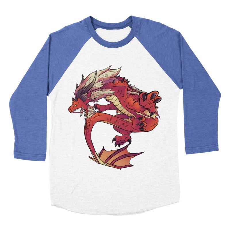 Ruby Fortune Women's Baseball Triblend T-Shirt by AdeptGamer's Merchandise