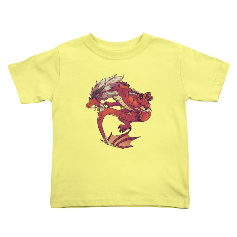 Ruby Fortune Kids Toddler T-Shirt by AdeptGamer's Merchandise