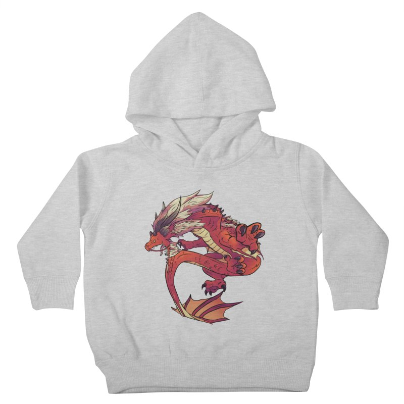 Ruby Fortune Kids Toddler Pullover Hoody by AdeptGamer's Merchandise