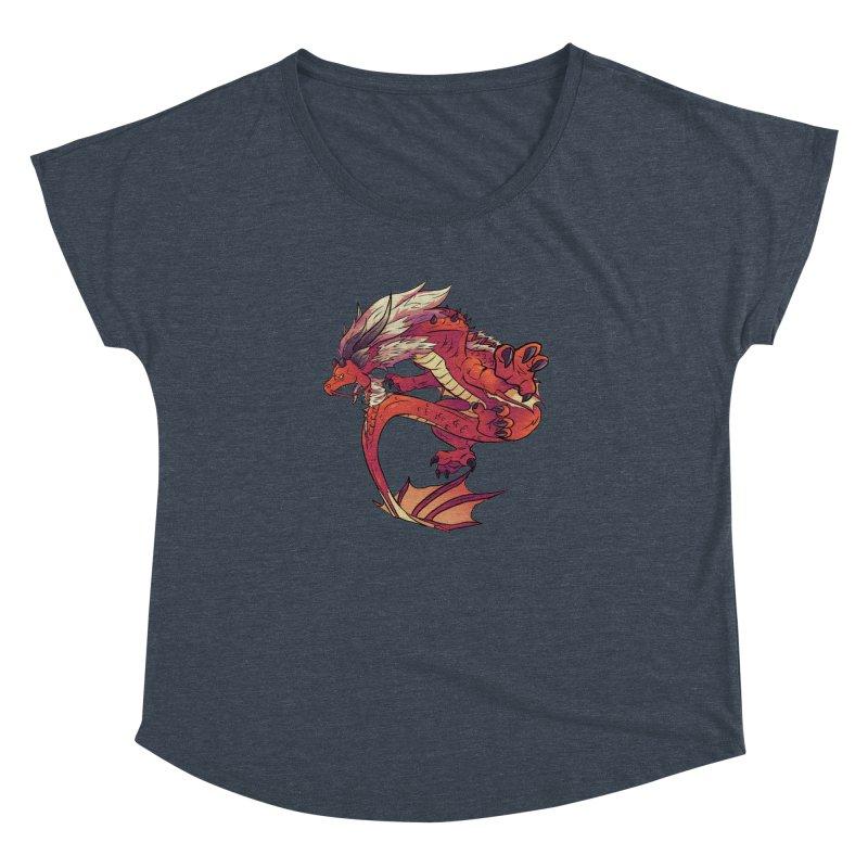 Ruby Fortune Women's Dolman by AdeptGamer's Merchandise