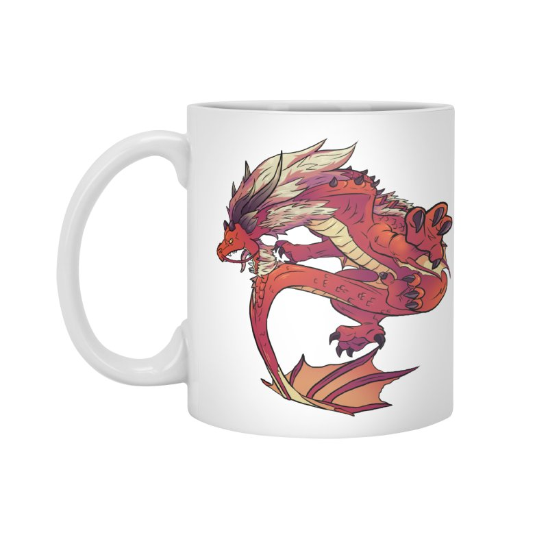 Ruby Fortune Accessories Mug by AdeptGamer's Merchandise