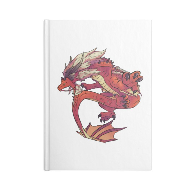 Ruby Fortune Accessories Notebook by AdeptGamer's Merchandise