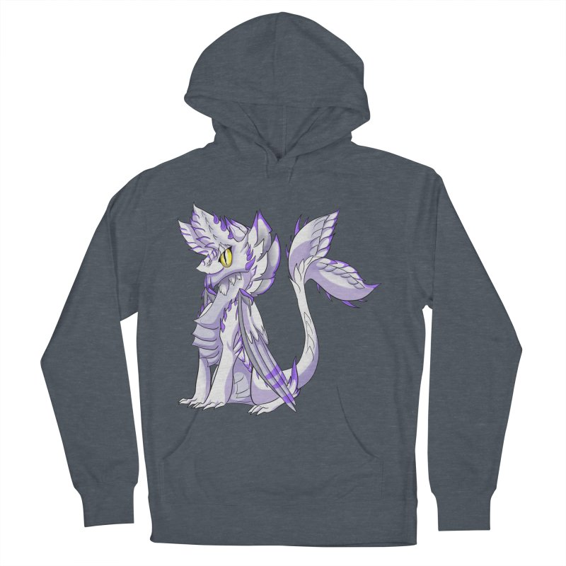 Ivory Shadow Women's Pullover Hoody by AdeptGamer's Merchandise