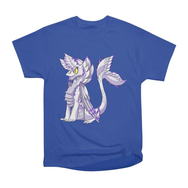 Ivory Shadow Men's Heavyweight T-Shirt by AdeptGamer's Merchandise