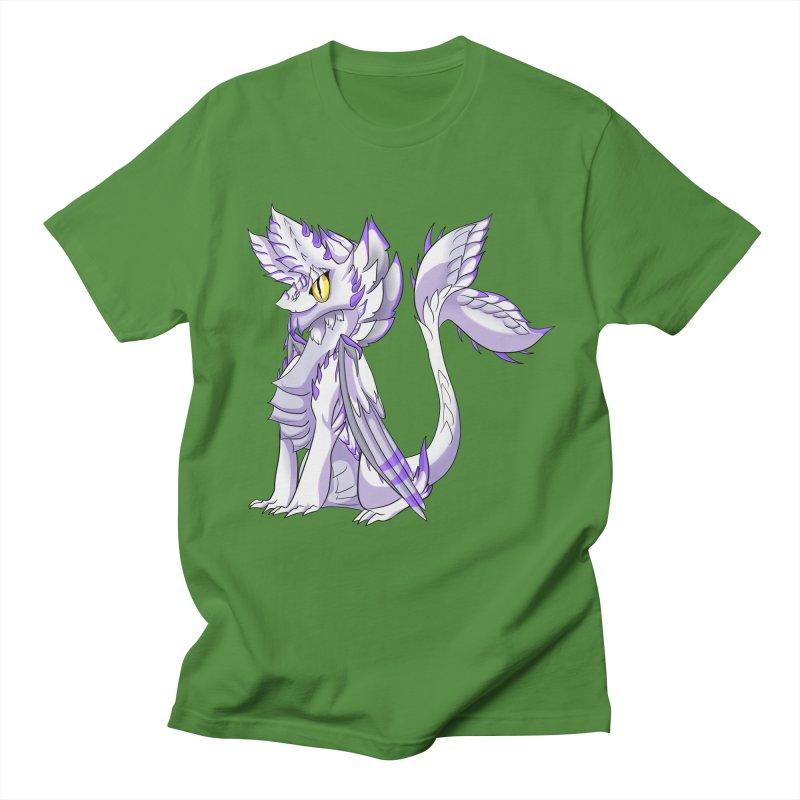 Ivory Shadow Men's Regular T-Shirt by AdeptGamer's Merchandise